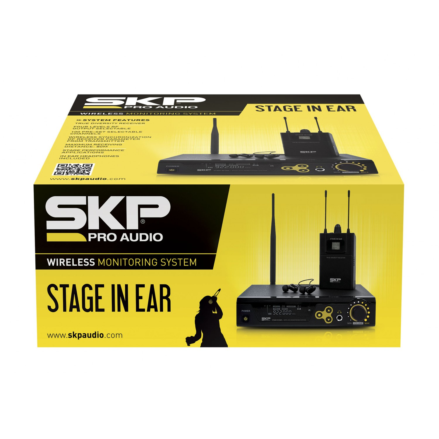 STAGE IN EAR